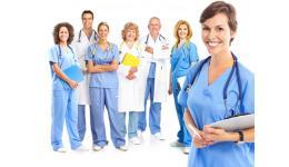 Hospital Scrubs & Linens