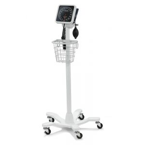 Welch Allyn Tycos 767 Aneroid Sphygmomanometer with Mobile Stand