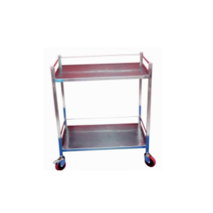 Instrument Trolley - (SS)