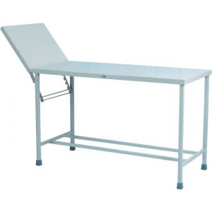 Classic Simple Examination Table With Mattress