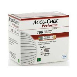Accu-Chek Performa Test Strips (Box of 100)