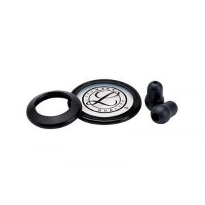3M Littmann Spare Parts Kit - Classic II S.E. Stethoscopes - Black 40005