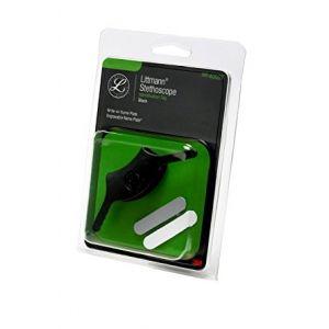 3M Littmann Stethoscope Identification Tag - Black 40007