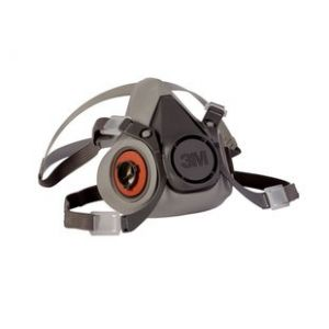 3M™ 6200 Half Facepiece Reusable Respirator