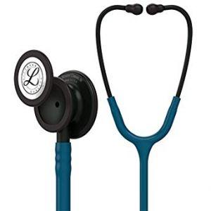 Littmann Stethoscope Classic III: Caribbean w/ Black Chest-Piece 5869