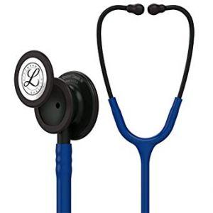 Littmann Stethoscope Classic III: Navy Blue Tube w/ Black Chest-Piece 5867
