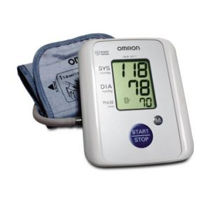 Omron Blood Pressure Monitor (Upper Arm Type) HEM-8711