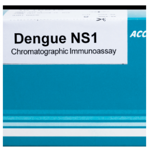 Accurex Accutest Dengue NS1 (Pack of 10 Tests)