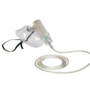 Romsons Aero Neb - Nebulizing Mask Child,Box of 10