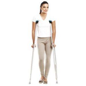 Tynor Axillary Crutch (Pair)- Medium