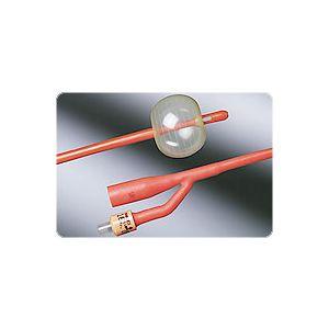 Bardia 2-way Foley Catheter (30cc balloon)22FR, 123622,Box of 10