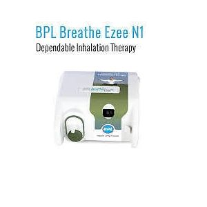 BPL Breathe Ezee N1 Compressor Nebulizer