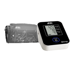 A&D UA-651BLE- Deluxe Connected Blood Pressure Monitor