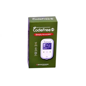SD Codefree Plus Blood Glucose Meter