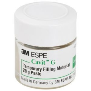 3M 70201104661-44313 Cavit G Normal Temporary Filling Material