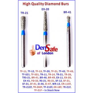 Densafe Diamond Bur