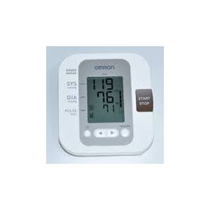 Omron Blood Pressure Monitor (Upper-Arm Type) HEM-7200 JPN-1