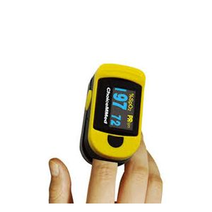 ChoiceMMed MD300C20 NMR Pulse Oximeter by Omron