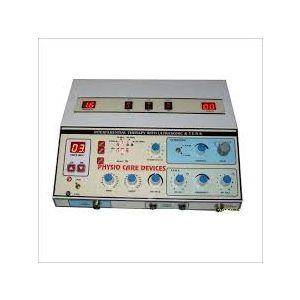 Combination Therapy Unit (IFT+ TENS + US 1 Mhz)