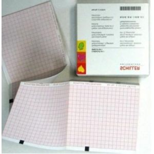 Thermal Paper (Z-Fold) 210mm x 280mm x 200 sheets - Schiller AT 2