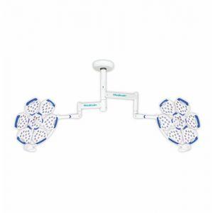 Medinain LED Surgical Light Flare 7 Double Dome