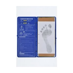 Foot Imprinter Harris Mat model FM1111 with accessories