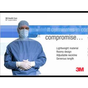 3M™ Surgical ARAS Gowns