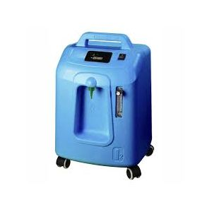Greens Oxygen Concentrator 5 LPM With Integrated Oxygen Sensor