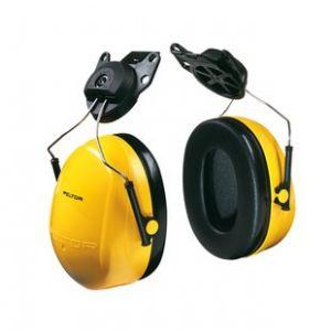 3M™ Peltor™ Optime™ 98 Cap-Mount Earmuffs, Hearing Conservation H9P3E 10 EA/Case