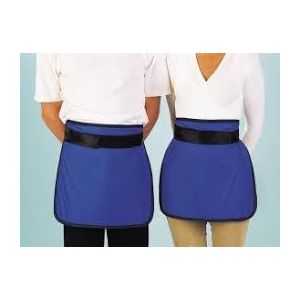 Abdominal Half Lead Apron With 0.5mm Lead(JM)
