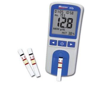 Hemoglobinometer Mission Meter