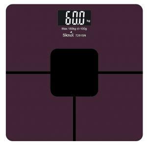 Sknol 7281SN Digital Weighing Scale