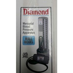 Diamond Regular Wall BP Apparatus (BP MR 142)