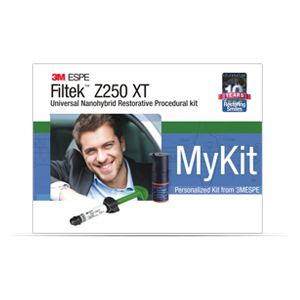 Filtek™ Z250 XT Nanohybrid Restorative Procedural Kit
