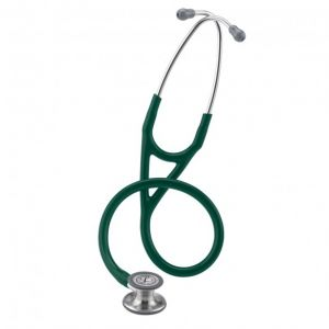 3M™Littmann® Cardiology IV™ Stethoscope Hunter Green 6155