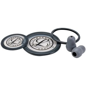 3M Littmann Spare Parts Kit - Cardiology III Stethoscopes - Grey 40004