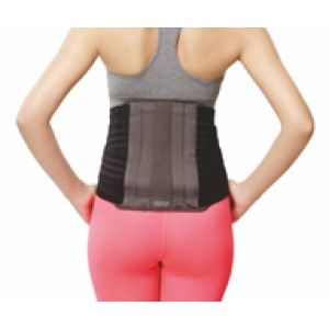 JANAK LUMBOCARE A contoured back support HBS002