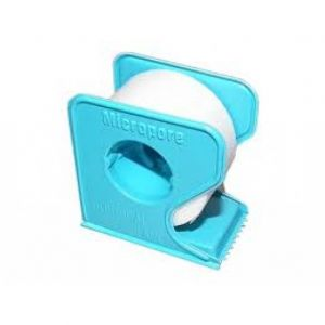 3M Micropore Surgical Tape with Dispenser 1535, individual pack