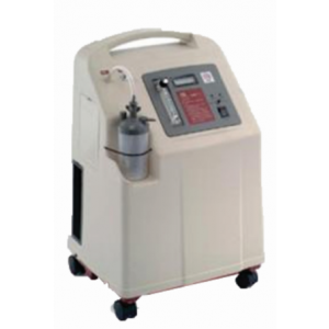 Yuwell Oxygen Concentrator 10Ltr, Model 7F-10