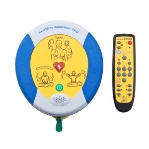 HeartSine samaritan PAD Trainer with Remote Control