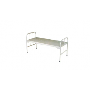 CLASSIC PLAIN BED WITH MATRESS