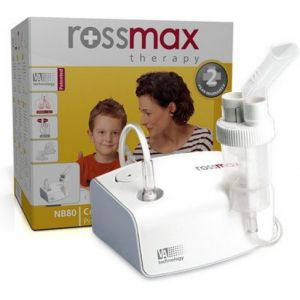 Rossmax Portable Nebulizer, NB80