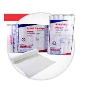 Roller Bandage 5 CM X 3 MTR. (Pack of 12)