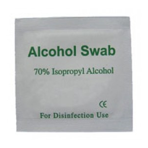 Romsons Alco Swab, Box of 1000
