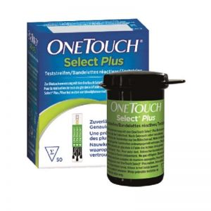 OneTouch SelectPlus Test Strips (Box of 50)