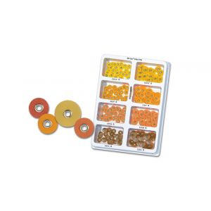 Sof-Lex™ Extra-Thin Contouring and Polishing Discs Kit