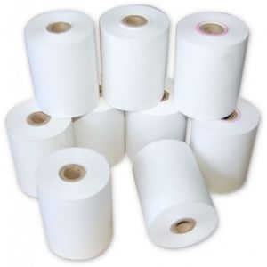 Thermal Paper 50mm x 20m for BPL 6108T with Sensor