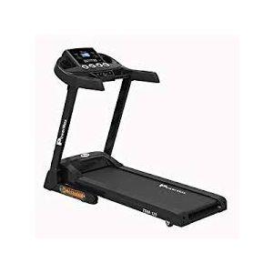 Powermax TDM-125 Semi-Auto Lubricating Treadmill with Android & iOS App