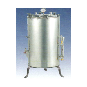Premium Double Drum Autoclave Electric