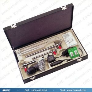 Welch Allyn Sigmoidoscope Set